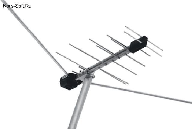 Телевизионная антенна для дачи своими руками: как сделать